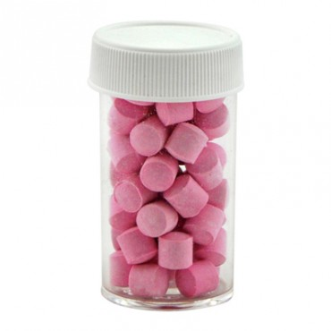 Small Pill bottle with Mini Musks