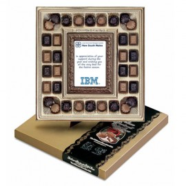 Deluxe Truffle Box-Premium Belgian chocolate Indulgence 1.75kg chocolate
