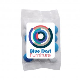 Small Confectionery Bag - Chocolate Gems (Corporate Colour)