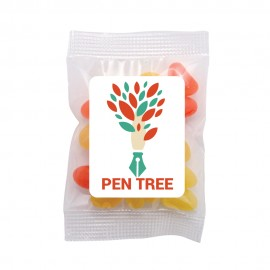 Small Confectionery Bag - Mini Jelly Beans (Corporate Colours)