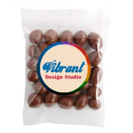 Medium Confectionery Bag - Chocolate Peanuts