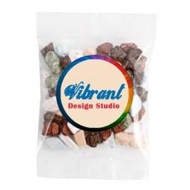 Medium Confectionery Bag - Chocolate Rocks