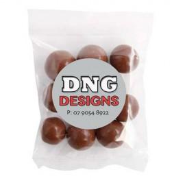 Medium Confectionery Bag - Malt Balls