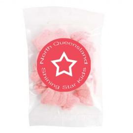 Medium Confectionery Bag - Pink Pigs