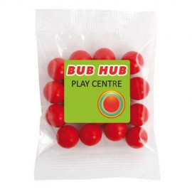 Medium Confectionery Bag - Chocolate Balls (Corporate Colour)