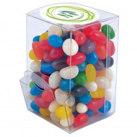Assorted Colour Mini Jelly Beans in Mini Confectionery Dispenser