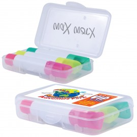 Wax Highlight Markers in Case