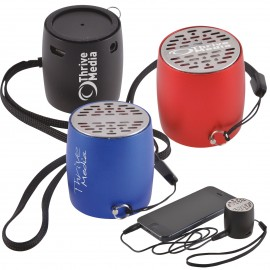 Mini Barrel Speaker