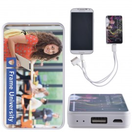Compact Photo Power Bank