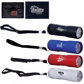 The Tube Aluminium LED Torch