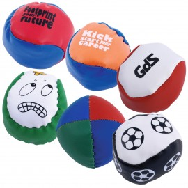 Custom PVC Hacky Sack / Juggling Ball