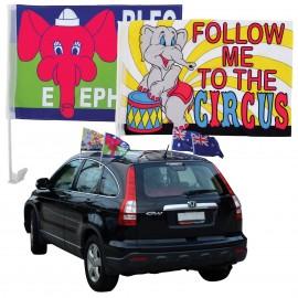 Car Flag