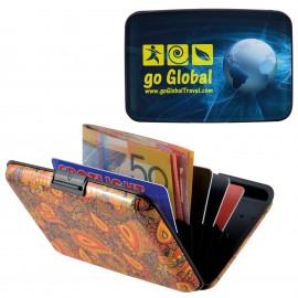 Aluminium Weekend Wallet / Purse