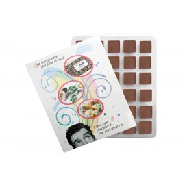 Advent Calender with Plain Chocolate