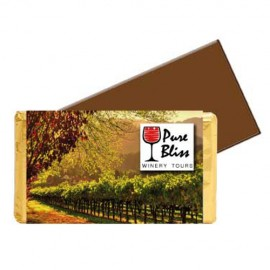 Small Chocolate Bar- Available in Premium Belgian OR Standard Chocolate