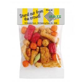 Rice Cracker Header Bag