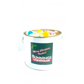 Assorted Lollipops in a 6 Ltr Paint Tin