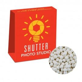 Custom Printed Satchels with Mint Drops
