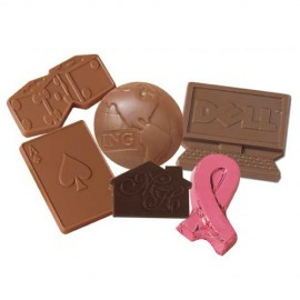 Custom Shape Chocolates